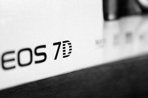 Test EOS 7D